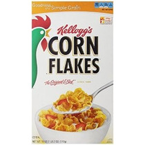 Corn Flakes Cereales Corn Flakes De Kellogg - 18 Oz