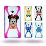 Funda Bumper Disney Iphone 4s 5s 6 6s 6 Plus Ipod Touch