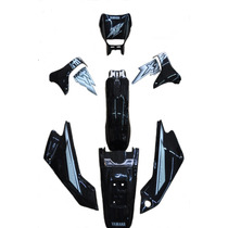 Kit De Carenagem Adesivado - Yamaha Xt 225 1997 À 02 (7pçs)