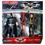 Muñeco De Batman X2 Gordon Frio Guason Jocker 2 Caras Bruce