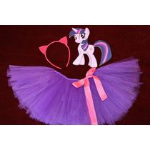 Disfraz Tutu My Little Pony + Vincha