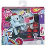 My Little Pony Rainbow Dash Articulada Tursita Orig Hasbro