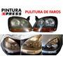 Pulitura Completa Carro Y Faros Aveo Corsa Optra Fiesta Luv