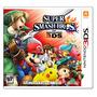 Super Smash Bros Nintendo 3ds - 3ds Xl - 2ds