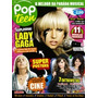 Revista Pop Teen # 12 Lady Gaga = Rara C/ Poster Seminova!