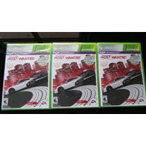 Need For Speed Most Wanted Xbox 360 Nuevo Sellado