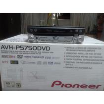 Reproductor Pionner De Pantalla Dvd Avh. P5750dvd.