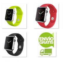 Iwatch Smartwatch Reloj Celular Ios Y Android Bluetooth Gsm