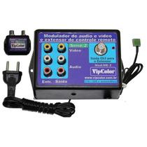 Extensor De Controle Remoto Modulado Vipcolor Rca 2 Unidades