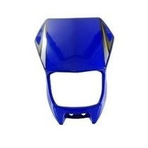 Carenagem Farol Xtz 125 06 A 09 Azul Sportive