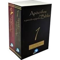 Apócrifos E Pseudo-epígrafos Da Bíblia Livro Volumes 1 E 2