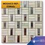 Mosaicos Decorativos Malla Piedra Pulida Y Metal En Oferta