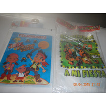 Bolsa Plástica Para Piñatas / Fiestas Infantiles