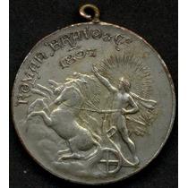 Medalla - Roman Bravo Y Co Año: 1897 Remates
