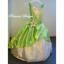Disfraz Princesa Tiana De La Princesa Y El Sapo