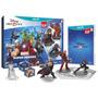 Disney Infinity 2.0 Super Heroes Starter Pack Para Wii U