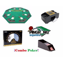 Poker Portátil Combo
