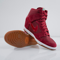 Zapatillas Nike Con Taco Para Mujer