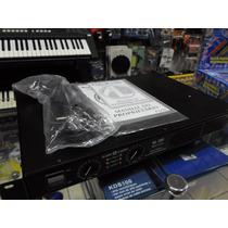 Amplificador Slim Potência Audio Leader 300 Watts Rms - Top!
