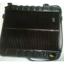 Radiador Agua Gm Opala 4 Cc C10 Gas 4 Cc