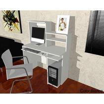 Mesa De Pc, Escritorio,escritorios,silla Oficina,