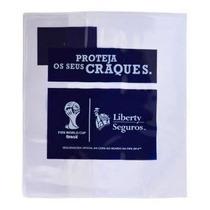 Capa Plástica Protetora Liberty Álbum Da Copa Do Mundo 2014