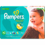 Fralda Pampers Total Confort Mega Xg Kit Com 136 Unidades