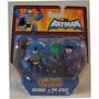 Dc Batman Brave And The Bold Liga De Acción Mini Figura 2pa