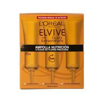 Elvive Oleo Extraordinario Nutricion Ampolla X3