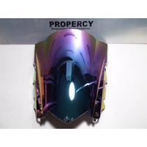 Mica Parabrisas Yamaha R3 2015-2016 Iridium Nueva