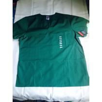 Uniforme Cherokee Verde Para Caballero (top) Talla M