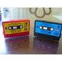 Reproductor Mp3 Tipo Cassete Con Audifonos Y Cable Usb