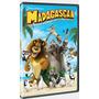 Dvd Original: Madagascar 1 + Pinguinos En Mision Navideña