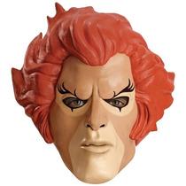 Mascara Thundercats Lion-o Unitalla Adulto Disfraz Fiesta