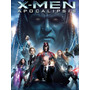 Dvd X Men Apocalisis Estreno Original Nueva Cerrada