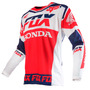 Camisa Fox 180 Honda 16 Branco