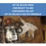 Kit De Sello Caja Chevrolet Th-400 Anillos De Teflon