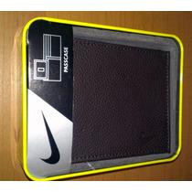 Billetera Nike Nuevo En Caja 100% Original