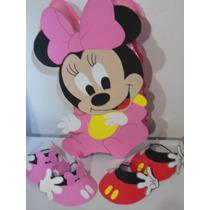 Piñata De Minnie Bebe