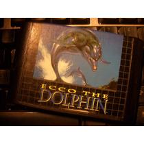 Juego De Sega-eco The Dolphin - Perfecto Estado ..