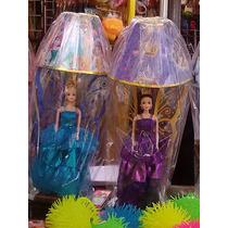Lamparas Princesas Hadas 15 Años Presentacion Frozen Peppa