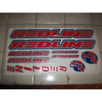 Calcomanias Tipo Redline Bmx