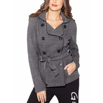 G By Guess Casaca Talla M Color Gris
