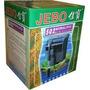 Filtro Externo Para Aquário Jebo 502 - Vazão De 450 L/h 220v