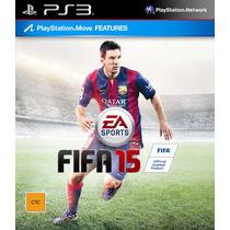 Fifa15 Playstation 3 Tarjeta Digital Entregas Ya! Lider!