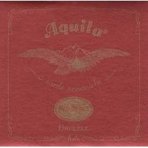 Aquila Red Series Cuerdas Ukulele Soprano Europeas Nylgut