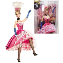 Boneca Barbie Francesa França Doll Of The World