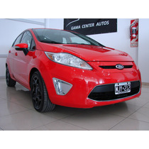 Ford Fiesta Kinetic 5ptas 2013 // 47000km 1551516597