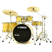 Bateria Yamaha Stage Custom Birch Natural Lacquer 22¨,10¨,12