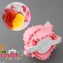 Aparelho De Fazer Pom Pom Coração - 70mm